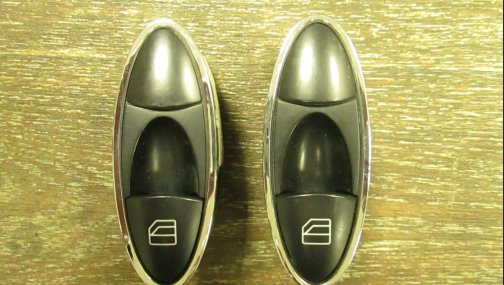Кнопка стеклоподьемника дверная Mercedes W220
