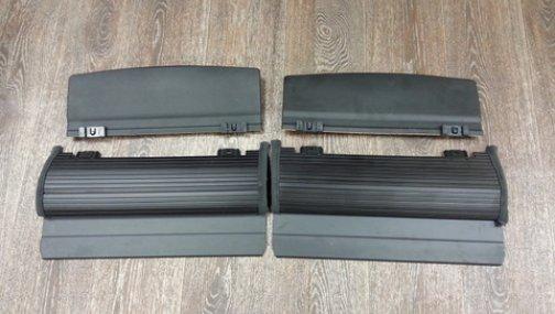 шторки для заднего дивана БМВ 7 Е65