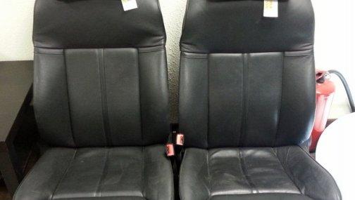 Комплект передних сидений (Комфорт) BMW 7 E65