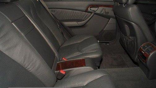 Mercedes-Benz W220 Luxe